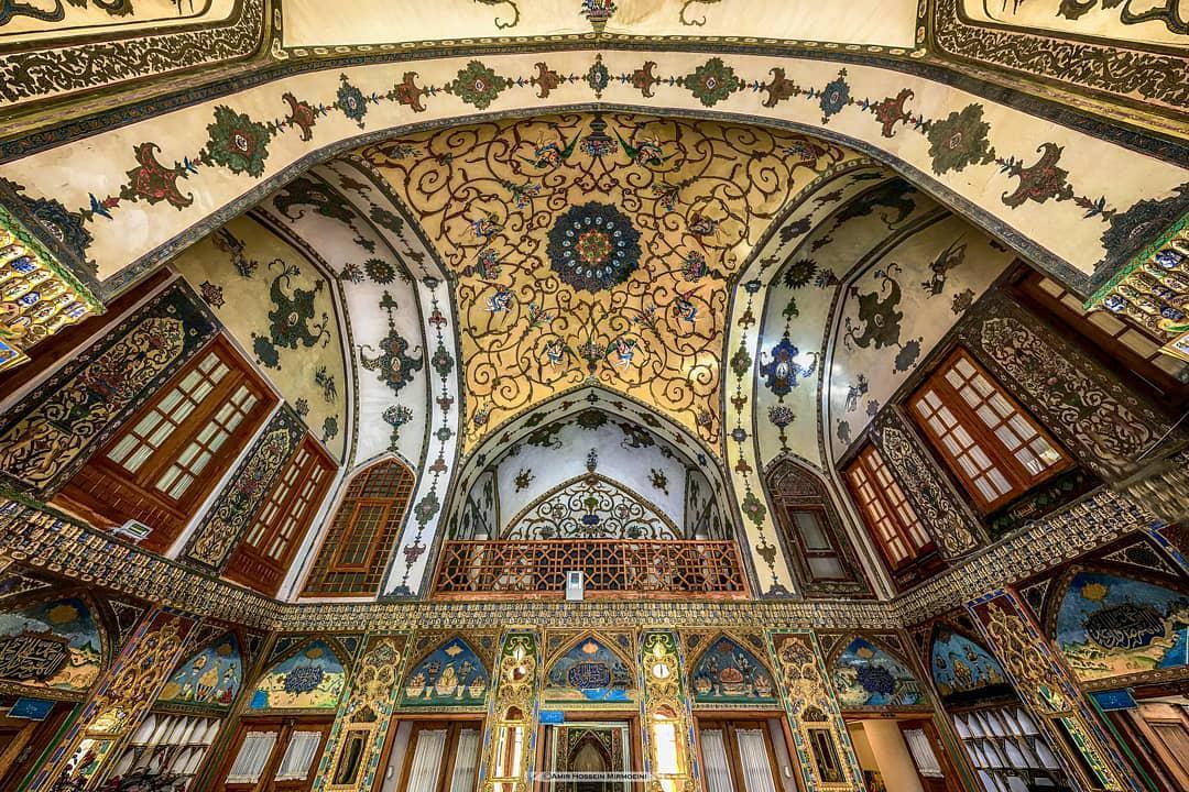 معماری و موسیقی در هنرهای ایرانی : یک مقاسیه تطبیقی
