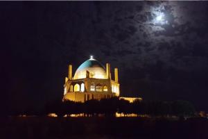 به بهانه پانزدهمین سالروز ثبت جهانی بزرگ ترین گنبد تاریخی ایران ؛ گنبد سلطانیه