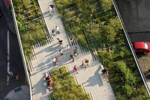 تعریف طراح پارک های لاین نیویورک از معماری منظر