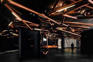 طراحی داخلی جالب سینما بین المللی OMNIJOI در شانگهای