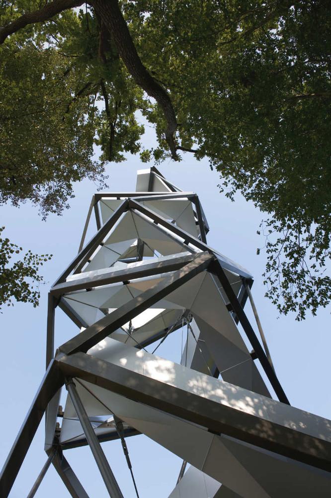 طراحی برج نظرگاه جدید رودخانه مور در اتریش