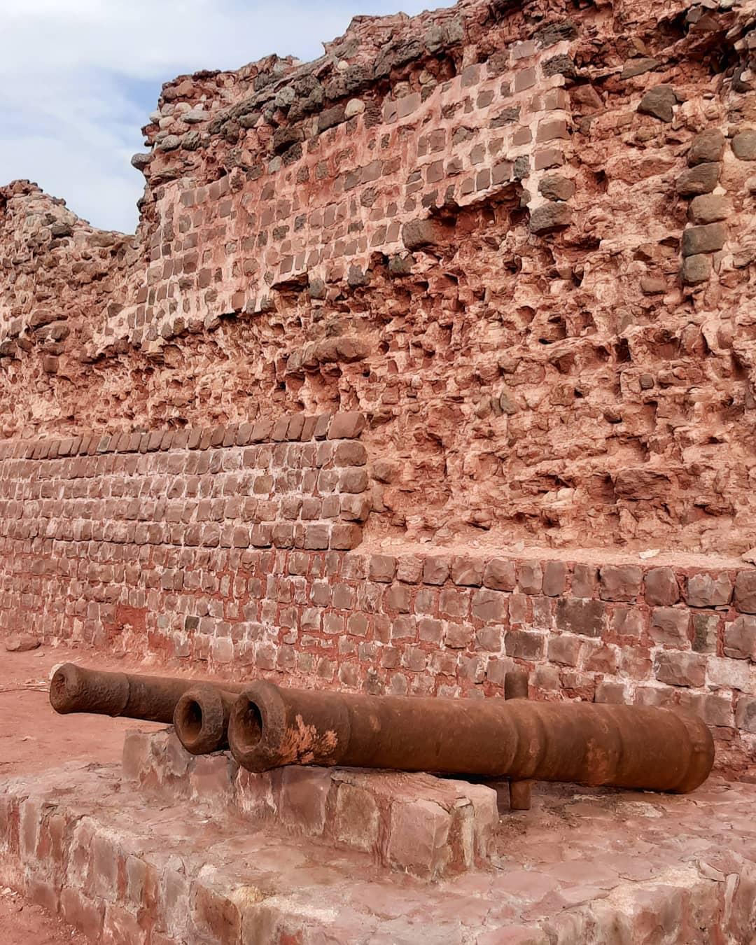 قلعه پرتغالی ها ؛ مرمت یا تخریب؟ مسئله این است!