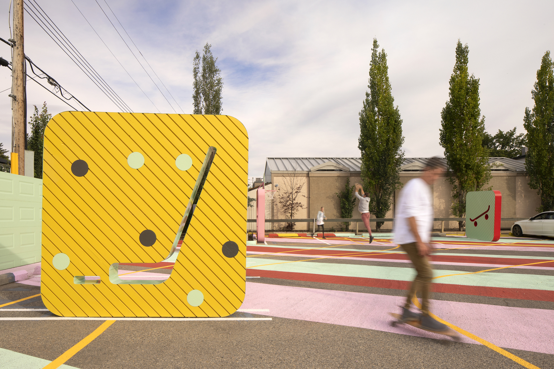 تولد نسل جدید پارکینگ های شهری در کانادا ؛ Park Park تصورات شما را بر هم می زند!