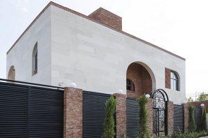 ویلا سرخ حصار | معمار: جواد شعری
