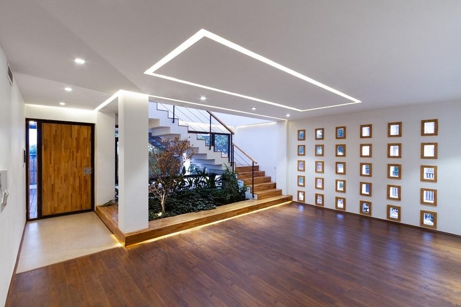 ویلای حیاط ها | معمار: هانی ارجمندی و محمدمهدی شعبانی